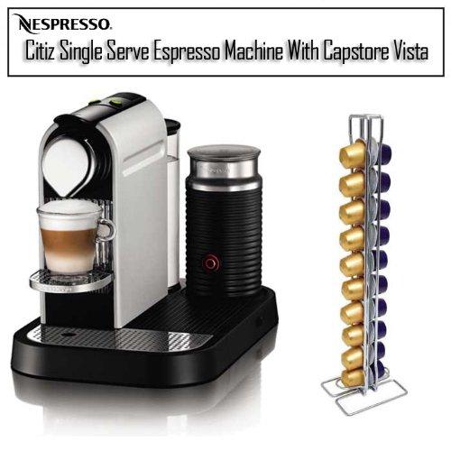 Nespresso C120MILKFA C120 Citiz Single Serve