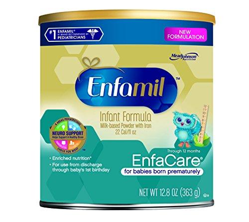 Enfamil EnfaCare Powder, 12.8 Oz (Packaging May Vary)