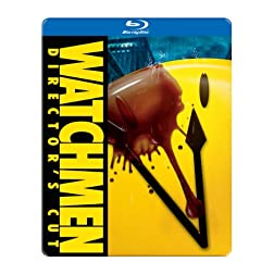 Watchmen: Director's Cut (SteelBook Packaging) [Blu-ray]