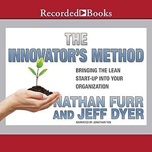 The Innovator's Method Hörbuch