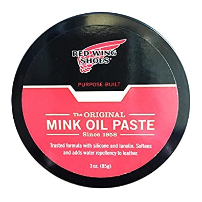 How To Mink Oil Leather Shoes