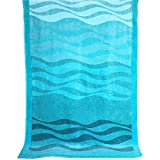 """Willking 100% Cotton Oversized Beach and Pool Towels, Easy Care, Maximum Softness and Absorbency ,Thick, Soft, Quick Dry, Lightweight and Plush (70""""X41"""")"""