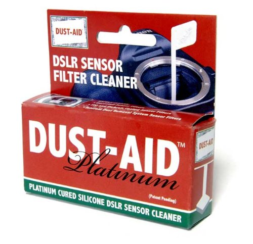 DustAid Platinum DSLR Sensor Cleaner