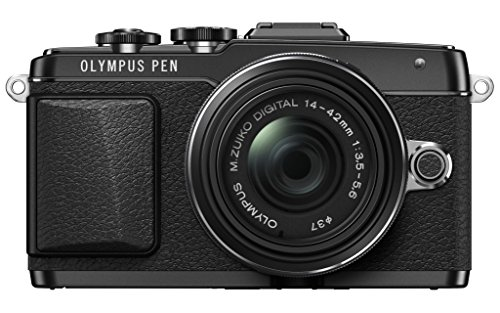 Fantastic Deal! Olympus E-PL7 16MP Mirrorless Digital Camera with 3-Inch LCD with 14-42mm IIR Lens (...