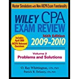 Wiley CPA Examination Review, Problems and Solutions (Wiley CPA Examination Review Vol. 2: Problems & Solutions) (Volume 2) ~ Patrick R. Delaney