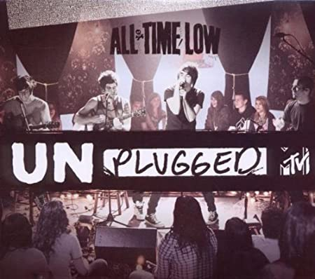 Unplugged Mtv All Time Low Amazon Com All Time Low Mtv