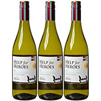 Help for Heroes Wine Case: Sauvignon Blanc 2013 Wine 75 cl (Case of 3)