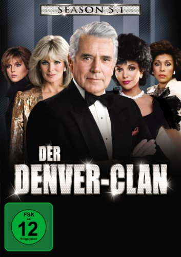 Der Denver-Clan - Season 5, Vol. 1 [4 DVDs]