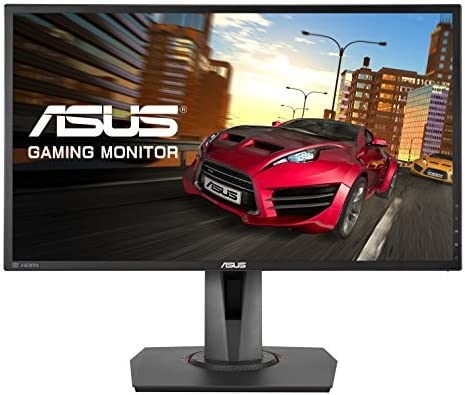 ASUS Gamingモニター 24型 ワイド ( 応答速度1ms / 1,920x1,080 / HDMI, DVI-D, DisplayPort / VESA / 3年保証 ) MG248Q