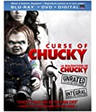 The Curse of Chucky / La Malédiction de Chucky (Bilingual) [Blu-ray + DVD + Digital Copy + UltraViolet]