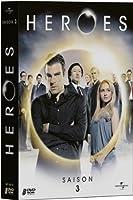 Heroes, saison 3 - Coffret 8 DVD