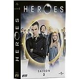Heroes, saison 3 - Coffret 8 DVDpar Adrian Pasdar