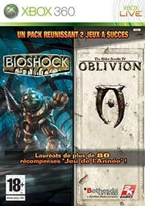 DBL Bioshock / Oblivion double pack