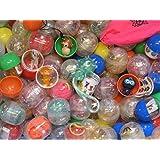 25 Stück gefüllte Kapseln K11 mit Spielzeug ideal als Mitgebsel für Kindergeburtstag oder für Automaten