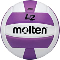 Buy Molten L2 Volleyball, NFHS Approved by Molten