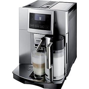 Amazon.com: DeLonghi Digital Automatic Cappuccino, Latte, Macchiato and Espresso Machine ...
