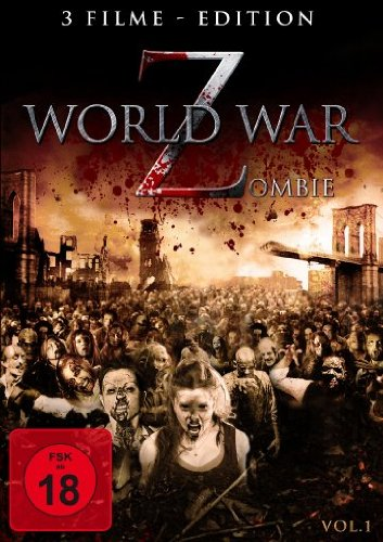 World War Zombie - Vol. 1 (3 Filme Edition) [Collector's Edition]