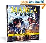 Manga zeichnen: Schritt f�r Schritt z...
