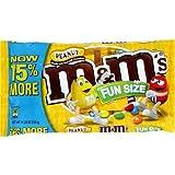M&M's Fun Size Peanut Chocolate Candies, 318.4 g