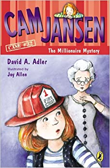 Amazon.com: Cam Jansen and the Millionaire Mystery (9780142427477