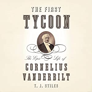 The First Tycoon Audiobook