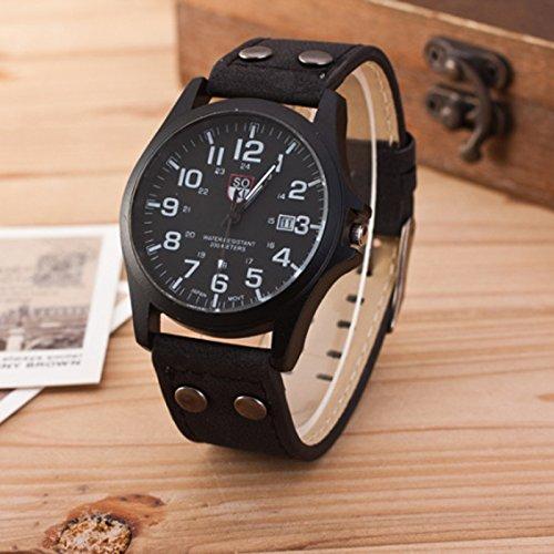 super popular ca5b6 528bf Tumaotec 腕時計ウォッチ時計ブラック黒男女兼用スポーツ ...