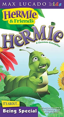 hermie-a-common-caterpillar-vhs