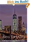 New York City Geburtstagskalender (Wa...