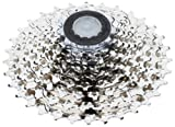 Shimano Deore HG50 9 Speed Cassette - Silver, 11-34 Teeth