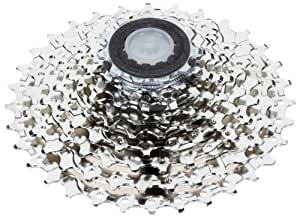 Shimano Tiagra HG50 9 Speed Cassette - Silver, 11-25 Teeth