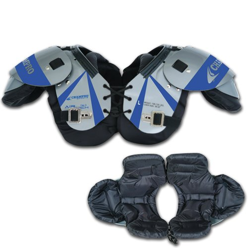 Champro AirTech 3.2 Youth Football Shoulder Pads - Youth-XS (Airtech Football compare prices)