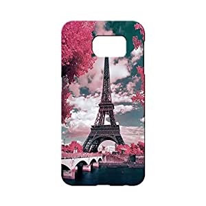 BLUEDIO Designer 3D Printed Back case cover for Samsung Galaxy S6 - G3630