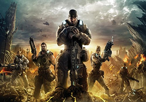 gears-of-war-action-onyx-guard-poster-jeu-video-gaming-couleur-a1-838-x-584-cm