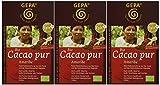 GEPA Kakao Amaribe, 3er Pack (3 x 125 g) - Bio