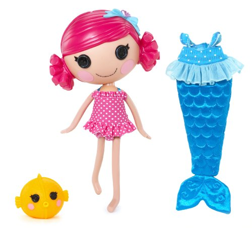 Lalaloopsy Sew Magical Mermaid Doll - Coral Sea Shells