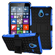 buy Microsoft Lumia 640 Xl Case,Mama Mouth Shockproof Heavy Duty Combo Hybrid Rugged Dual Layer Grip Cover With Kickstand For Microsoft Lumia 640 Xl Smart Phone 2015 Version (With 4 In 1 Free Gift Packaged:Black Stylus Touch Pen,Black Silicone Fish Headset Wr