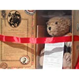 THE BEARS OF SAGAMORE HILL: ROUGH RIDER BEAR (Teddy Roosevelt) ~Celebrating 100 Years of the Teddy Bear 1902-2002~