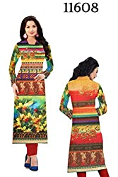 Gogalaxy fashion woman' s kurti heavy micro japan at low rate