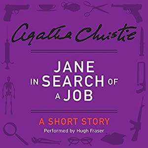Jane in Search of a Job Audiobook