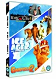 Home Alone 2: Lost in New York/ Ice Age 2: The Meltdown/ Garfield 2: A Tail of Two Kitties Triple Pack [DVD]