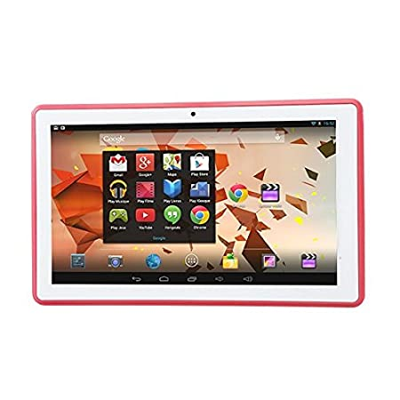 """We WETAB1008BR Tablette tactile 10,1"""" (25,65 cm) Dual Cortex-A9 1,5 GHz 8 Go Android Wi-Fi Rose"""