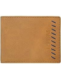 Laurels Signature II Tan Color Men's Wallet (LW-SGN-II-0603)