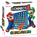 Connect 4: Super Mario