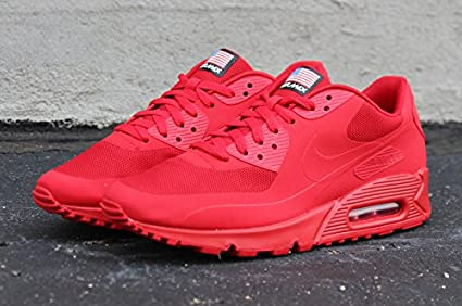 Nike Air Independance Hyperfuse Size Dp B00o6w6exu Nike Air Max Red