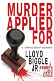 img - for Murder Applied For: A Classic Crime Mystery book / textbook / text book