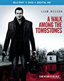 A Walk Among the Tombstones (Blu-ray + DVD + DIGITAL HD with UltraViolet)