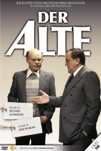 Der Alte - DVD 08