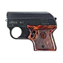 Umarex USA Blank Firing Pistol Rohm RG-3, Black 6mm