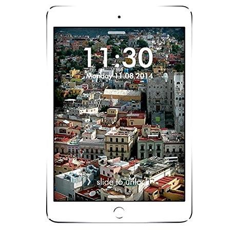 Tablette - Apple Ipad Mini 3 (64 Go, Wi-Fi + Cellular, Argenté)
