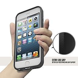 iPhone 6/6S Plus Case, OBLIQ [Flex Pro][Navy] Thin Slim Fit Armor Sturdy Bumper TPU Rubber Soft Flexible Shock Scratch Resist Protective High Quality Case for iPhone 6s Plus & iPhone 6 Plus